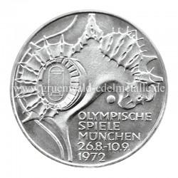 Olympische Spiele Stadion Zeltdach 1972  - Vorderseite